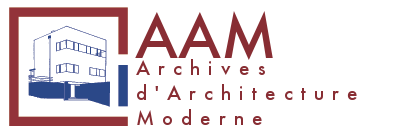Archives d'Architecture Moderne